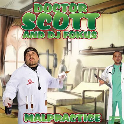 http://www.magicianrecords.com.au/wp-content/uploads/2013/09/doctor-scott-dj-fokus-malpractice-cover.jpg